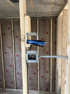 Home Security Pre-Wiring