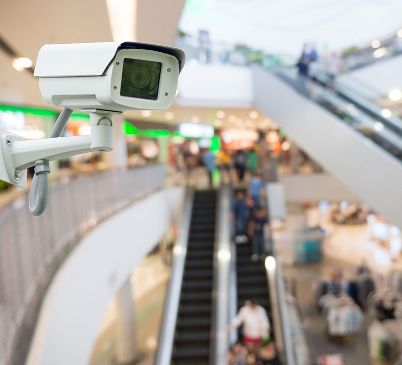 COMMERCIAL CCTV SECURITY CAMERA SYSTEMS - Chicago