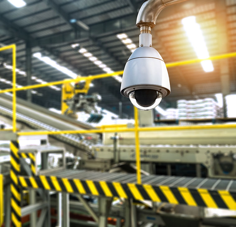 INDUSTRIAL SECURITY CAMERA SYSTEMS - Chicago