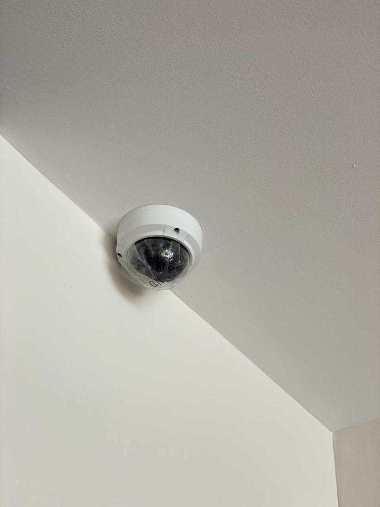 IP security cameras installation chicago
