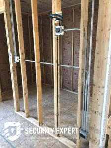 security system for pre wired home Chicago
